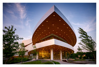 Iowa City - Hancher Performing Arts Center