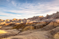 Surreal Badlands