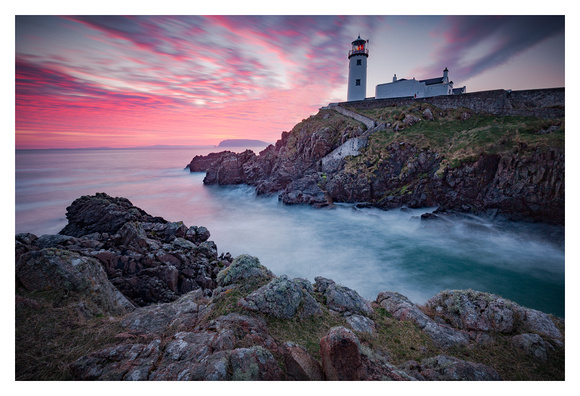Donegal - Fanad Lighthouse Sunrise